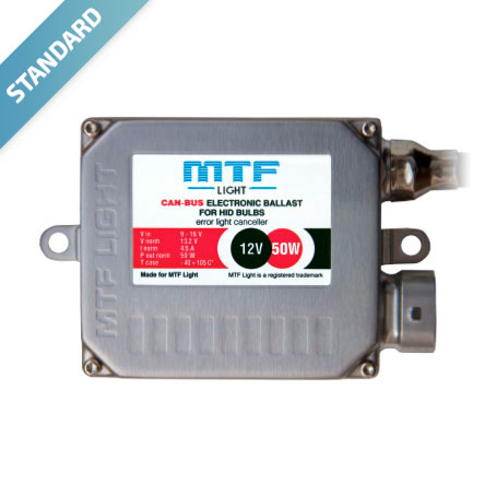 Блок розжига MTF Light CAN-BUS чип ASIC 50W 12v